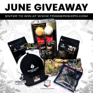 June Giveway Package